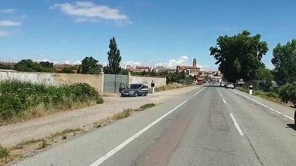 Policía Foral investiga el asesinato de una mujer apuñalada en Murchante