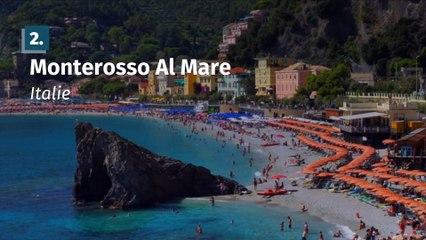 Ces plages qui sont considérées comme les plus belles du monde