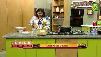 Creamy Peri Peri Pasta | Recipe | Dawat | Abida Baloch | Desi Food | Food Court