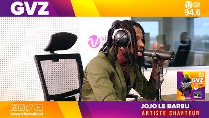 JOJO LE BARBU_freestyle dans la GVZ sur Vibe Radio