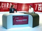 7 Minutes Chrono avec Jean-Maxence Demonchy - Le JT - TL7, Télévision loire 7