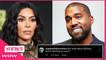 Did Kim Kardashian Try To Put Kanye West Under A Conservatorship In 2020