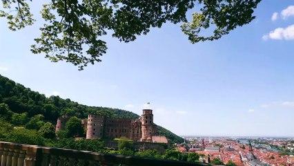 Places4You: Heidelberger Schloss