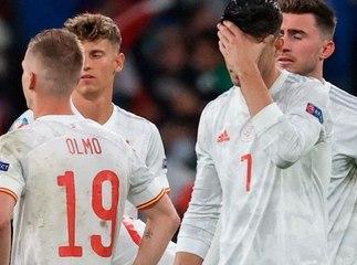 Euro 2020 : Un supporter espagnol ressemblant fortement à Xavier Dupont de Ligonnès dans les tribunes d'Italie-Espagne provoque de nombreuses réactions sur Twitter !