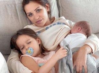 Julia Paredes maman : quelques jours après la naissance de son fils, elle annonce une très mauvaise nouvelle