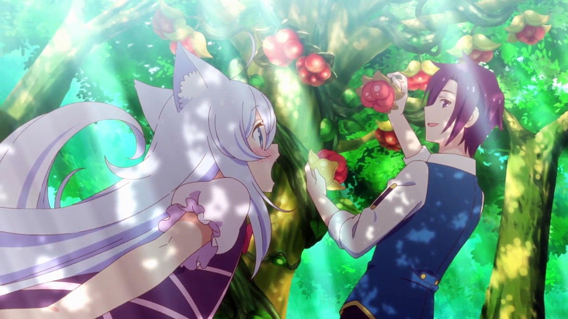 isekai drugstore reiji Cheat Kusushi no Slow Life: Isekai ni Tsukurou Drugstore noella picking apples