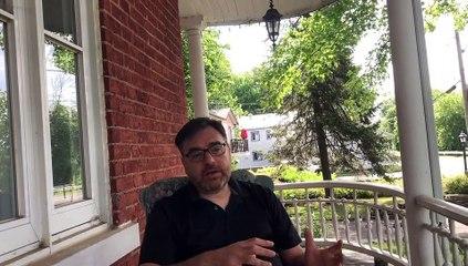 Dr Naguib Mechawar directeur de la banque de cerveaux