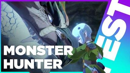 Monster Hunter Stories 2: Wings of Ruin (Switch) - HISTOIRES DE MONSTRES - TEST