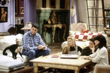 The 'Friends' Monkey Trainer Clapped Back at David Schwimmer for Bad-Mouthing Marcel