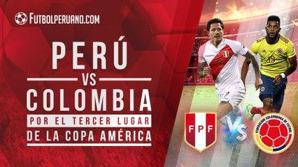 Perú vs Colombia: pronóstico del partido por el tercer lugar de la Copa América 2021