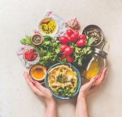 Beneficios de las ensaladas para tu salud