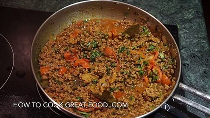Keema Masala Recipe - Indian Ground Beef Curry - Minced Beef Curry - Keema Recipes Youtube