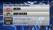 Reds @ Brewers Game Preview for JUL 11 -  2:10 PM ET