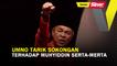 UMNO tarik sokongan terhadap Muhyiddin serta-merta