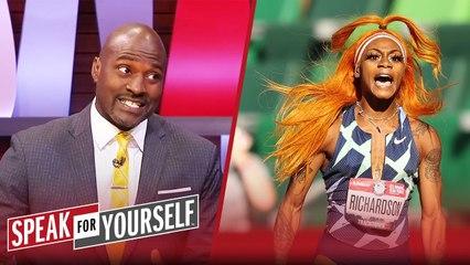 Wiley & Acho react to Sha'Carri Richardson not running in Tokyo Olympics