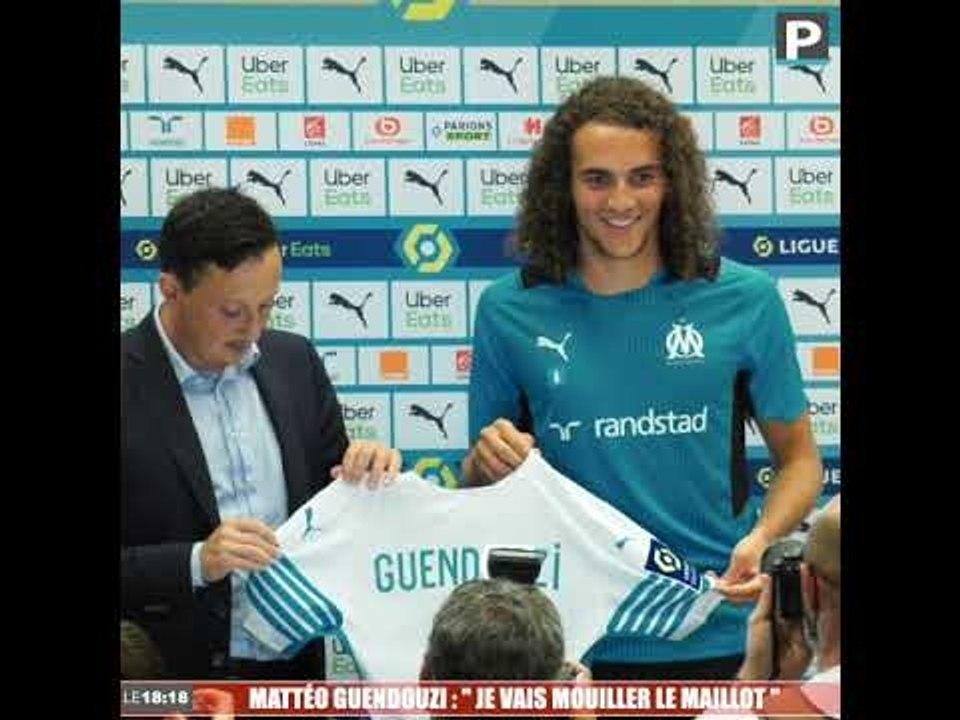 Mattéo Guendouzi :