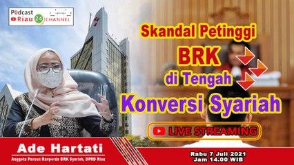 Skandal Petinggi Kredit Macet Bank Riau Kepri di Tengah Konversi Syariah  (PART 1)