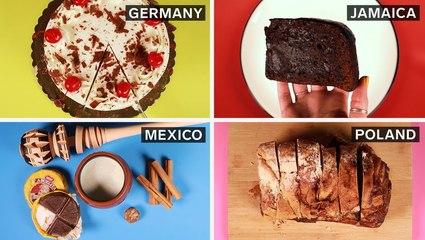 The most decadent chocolate desserts around the world