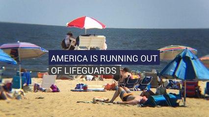 America's Lifeguard shortage