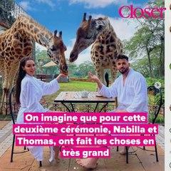 Nabilla et Thomas : un deuxième mariage au goût amer
