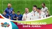 EURO 2020: Italy vs England, siapa juara?