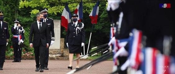 ENSP, la cérémonie de sortie des commissaires et officiers de police du 24 juin 2021