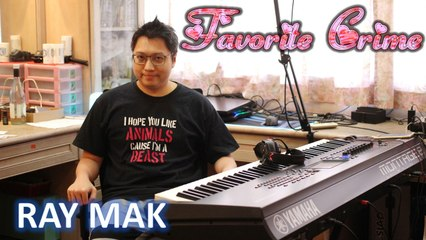 Olivia Rodrigo - favorite crime Piano by Ray Mak