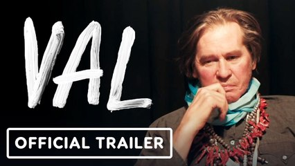 VAL - Official Trailer - Val Kimer, Top Gun, Batman, Prime Video