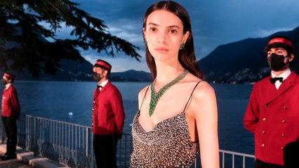 كل ما يجب أن تعرفيه عن مجوهرات كارتييه Sixième Sens في مقابلة من بحيرة كومو