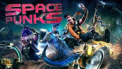 Space Punks - Trailer d'annonce