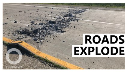 Why Portland's Roads Exploded During the Heat Wave