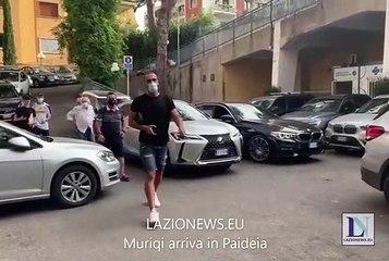 Muriqi arriva in Paideia