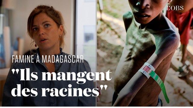 Famine à Madagascar : cette humanitaire raconte
