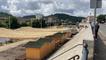 Pétanque, beach-volley, canoë : les quais de Périgueux se transforment pour l'été
