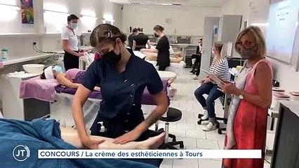 CONCOURS / La crème des esthéticiennes à Tours