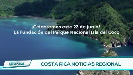 Costa Rica Noticias Regional - Lunes 12 Julio 2021