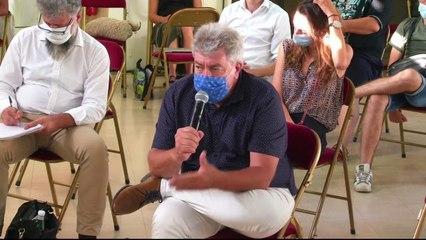 Débat Public Fos-Salon du 8 Juillet 2021 - Réunion Publique - Décision du Maître d'Ouvrage et Avis de la CNDP