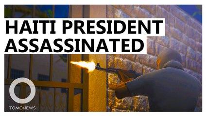 Haiti's President Assassinated: Police Allowed Gunmen