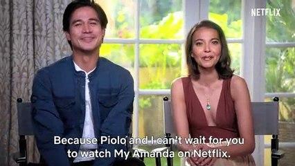 Piolo Pascual & Alessandra de Rossi Invites You to Watch 'My Amanda' on Netflix | ClickTheCity