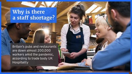 Supporting hospitality sector recruitment