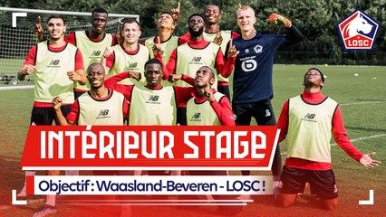 Dernière séance avant Waasland-Beveren - LOSC