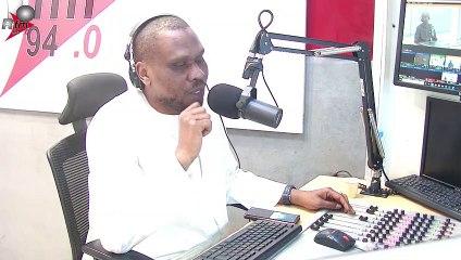 Charles FALL invité de RFM MATIN - Pr : Babacar Fall du 09 juillet  2021