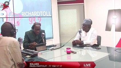 XALASS RFM - Pr :  NDOYE BANE - MAMADOU MOUHAMED NDIAYE - PASSE-PARTOUT - 09 JUILLET  2021