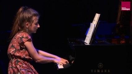 Madeleine Isaksson : Ecrits sur l'eau (extrait), pour piano
