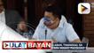 Ilang opisyal ng PDP-Laban, tinanggal sa partido ng paksyon ni Sen. Manny Pacquiao; ilang senador, naniniwalang labag sa konstitusyon kung tatakbong vp si Pres. Duterte sa 2022 elections