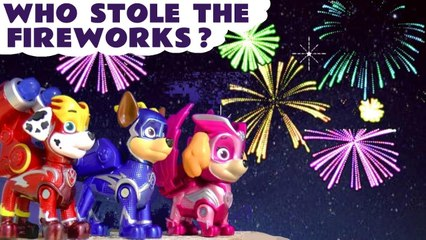 Paw Patrol Charged Up Mighty Pups Fireworks Rescue with the Funny Funlings in this Family Friendly Paw Patrol Full Episode English Toy Story Video for Kids from Kid Friendly Family Channel Toy Trains 4U