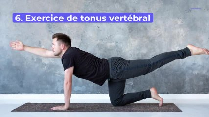 10 exercices pour soulager vos lombaires