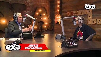 """¡Lunay está en la cabina de #JessieEnExa presentando su álbum """"El Niño""""! (457)"""