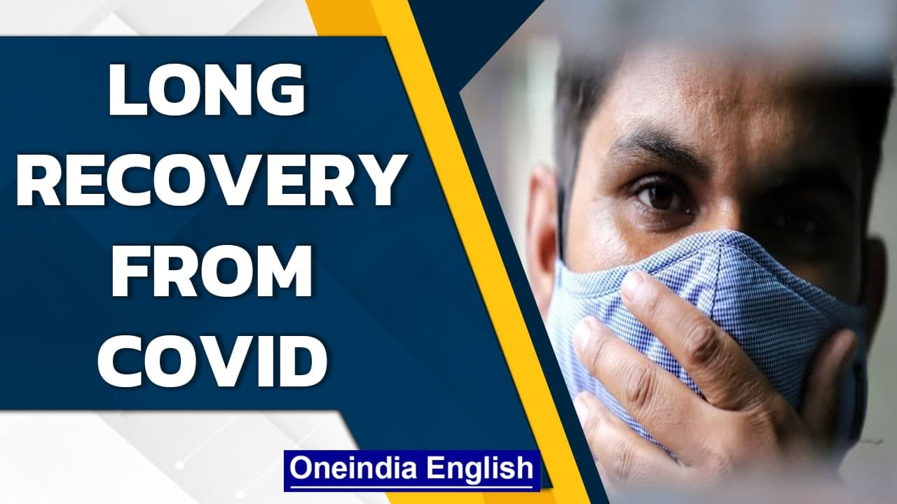 COVID-19: Walking the long road to recovery | Many in India fight Long Covid | Oneindia News