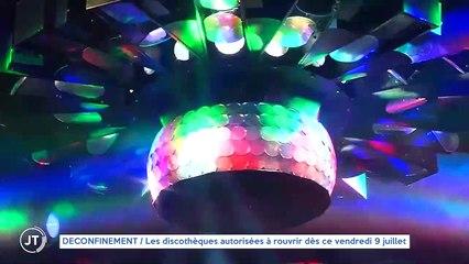 DÉCONFINEMENT / Les discothèques autorisées à rouvrir dès ce vendredi 9 juillet
